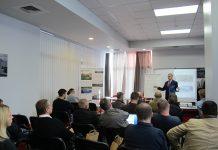 Современные очистные сооружения ГК «ЭКОЛОС» презентованы в г. Симферополь